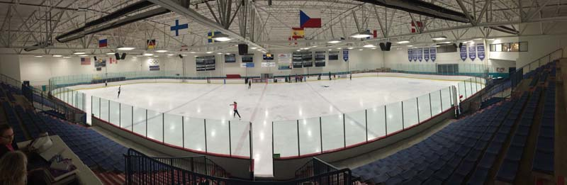 Ann Arbor Ice Cube Michigan S Premier Ice And Fitness Facility