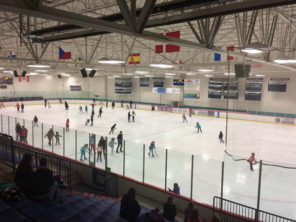 Ann Arbor Ice Cube, Michigan's premier ice and fitness ...